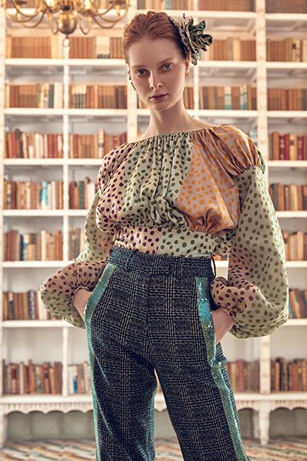 Silvia Tcherassi fall fashion 2019