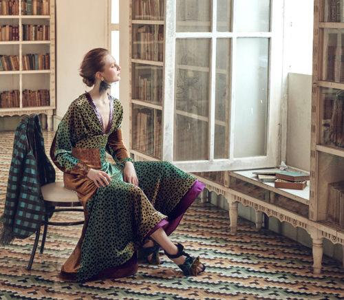 Silvia Tcherassi fall fashion