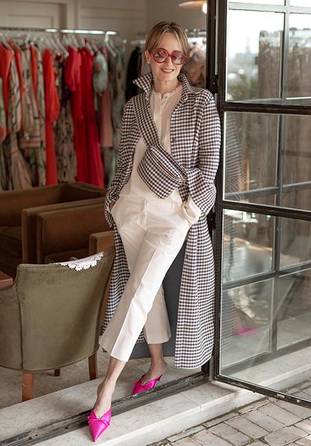 Silvia Tcherassi fashion icon