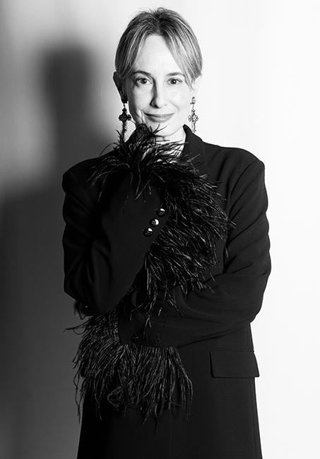 Silvia Tcherassi portrait
