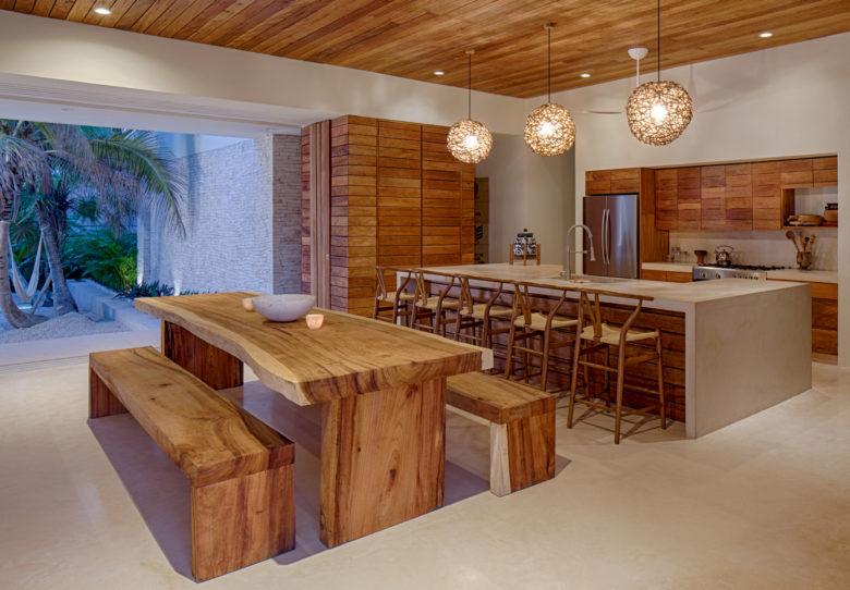 Specht Architects Modern kitchen