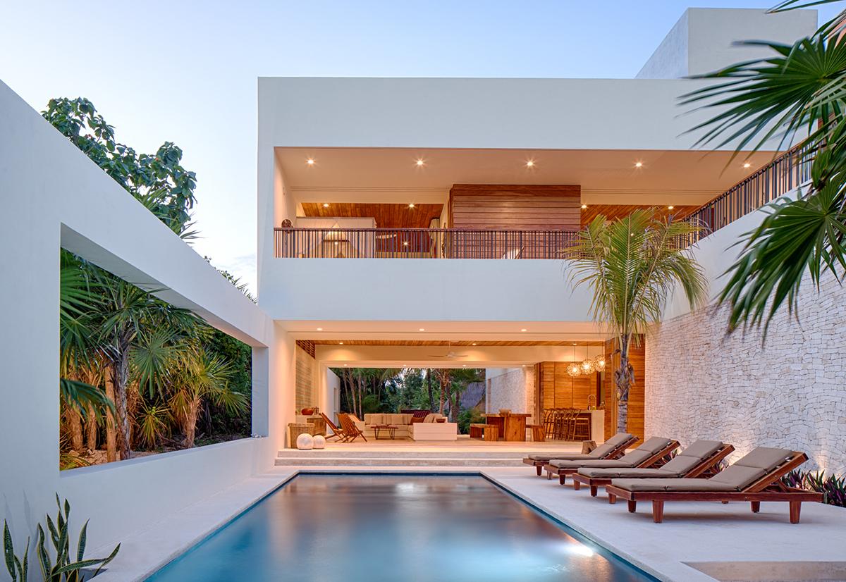 Specht Architects Yucatan Peninsula