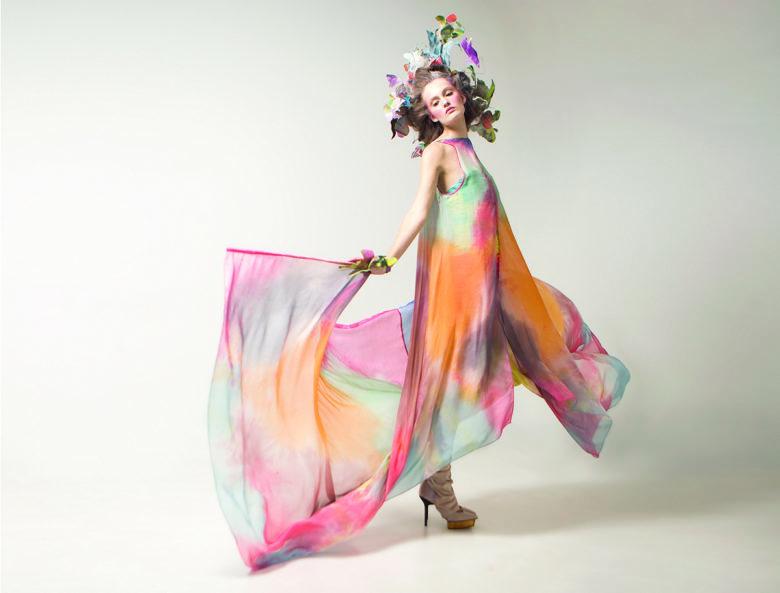 Tcherassi Colombian fashion designer