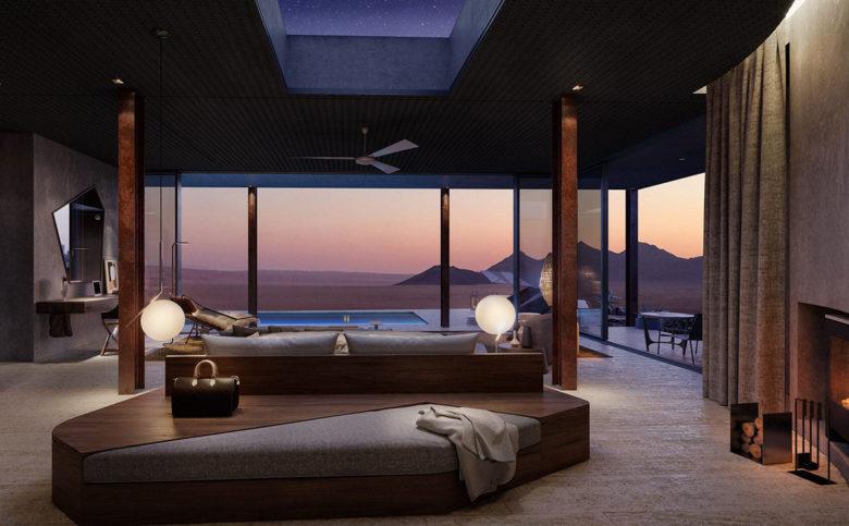 andBeyond-Sossusvlei-Desert best hotel for stargazing