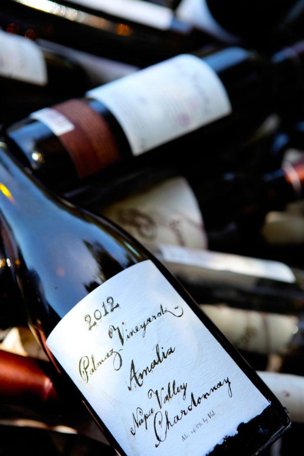 Amalia Chardonnay by Palmaz Vineyards