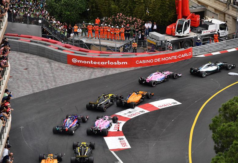Best car show Monaco grand prix