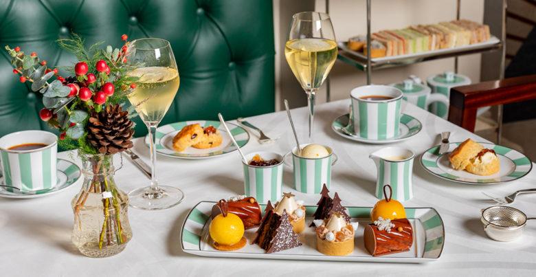 Claridge best place for high tea London