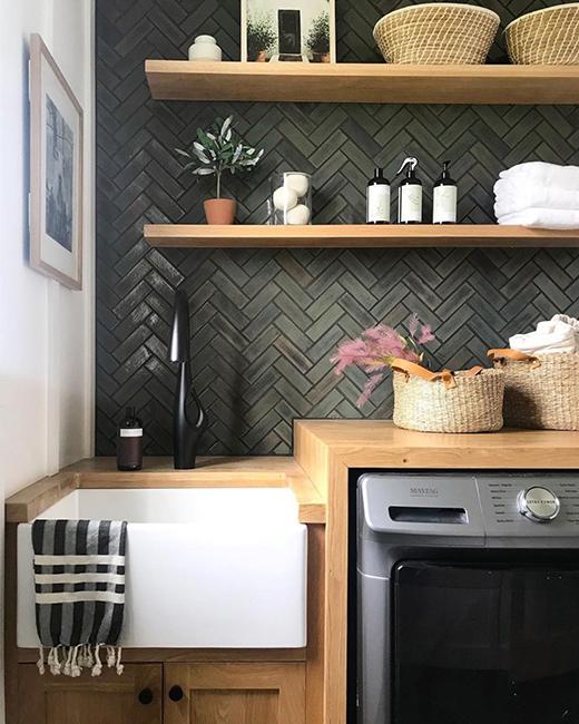 Mercury Mosaics Handmade ceramic tiles