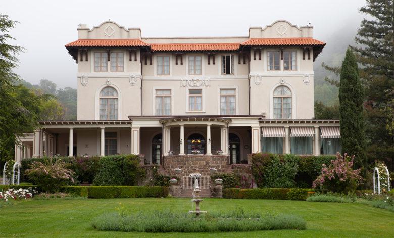 Palmaz Vineyards Napa Estate