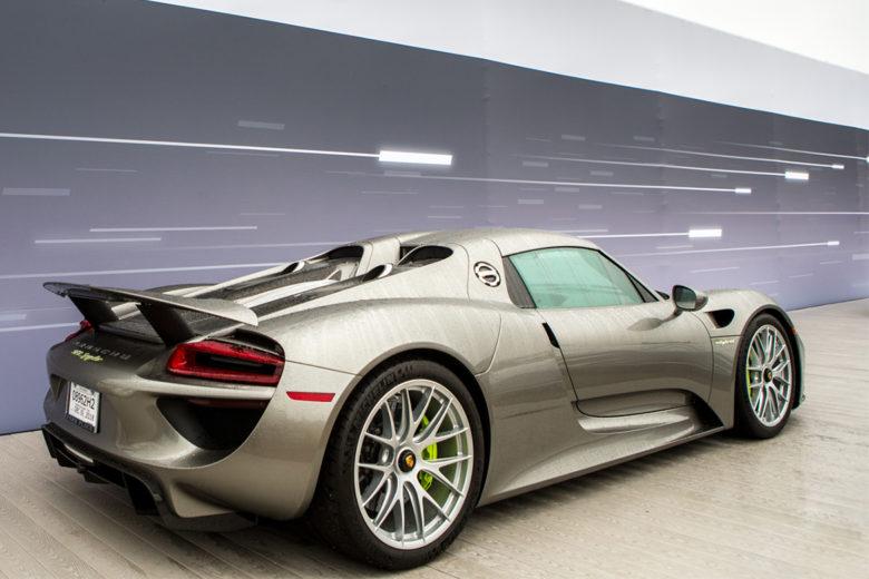Park-Place-best-auto-show-Porsche