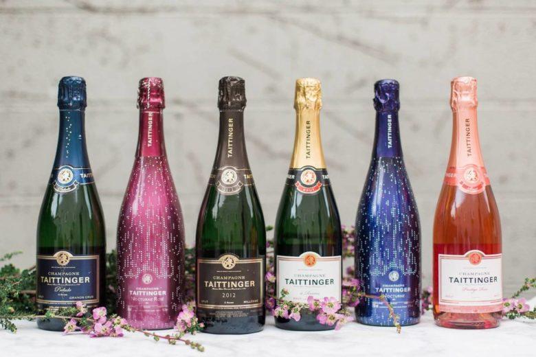 Taittinger Champagne varieties