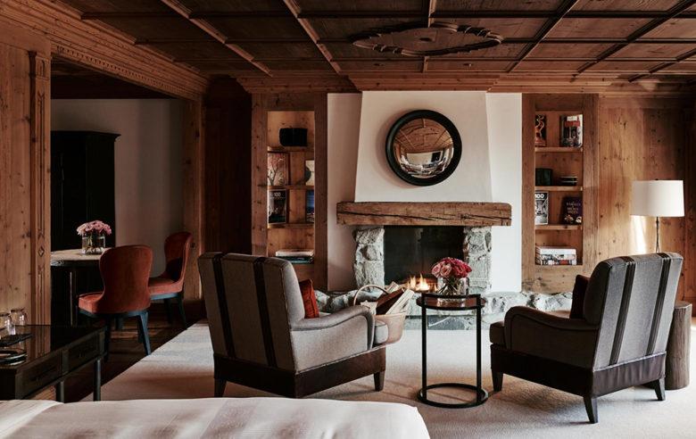 Alpina Gstaad Switzerland sleep spa