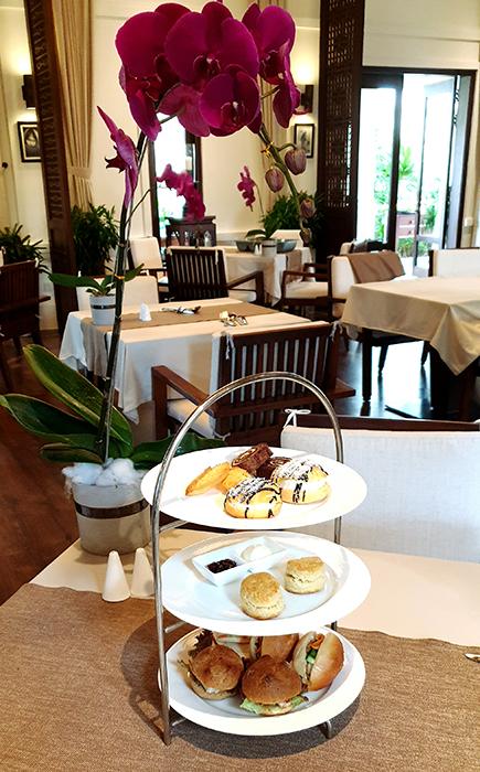 Anam Cam Ranh tea place