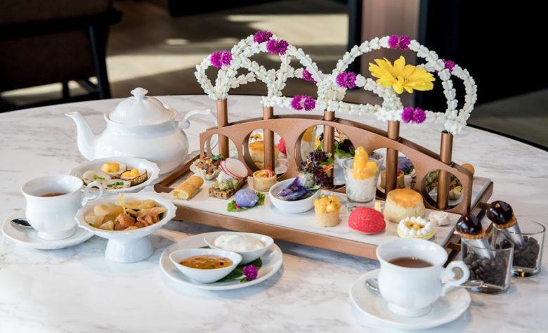 Hyatt-Regency-Bangkok tea place asia