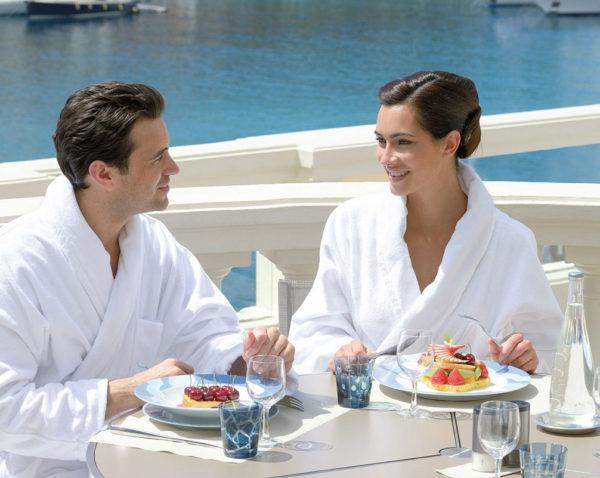 L'Hirondelle-Restaurant Monaco spa hotel