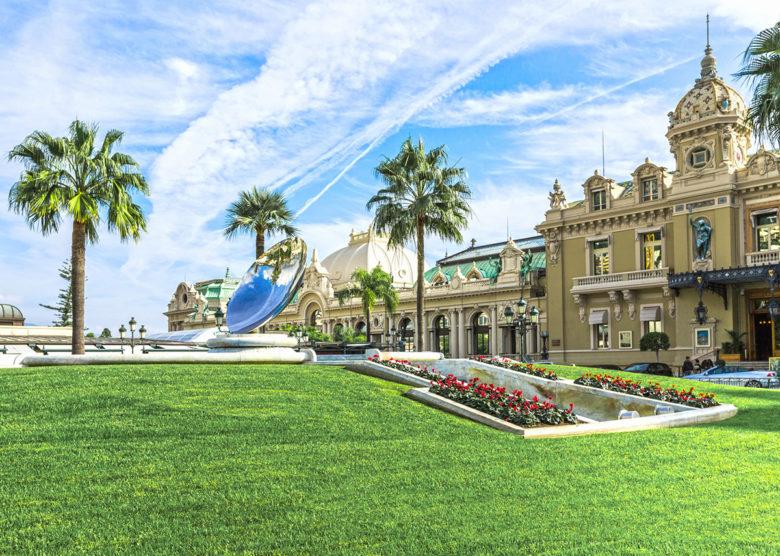 Monte Carlo Casino day spa