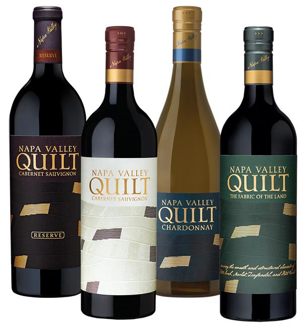 Quilt wine Napa Valley