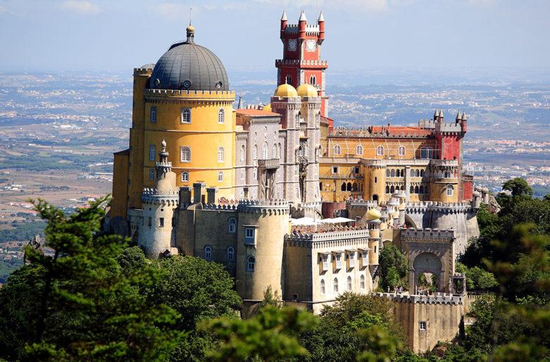 Sintra Palácio da Pena Portugal