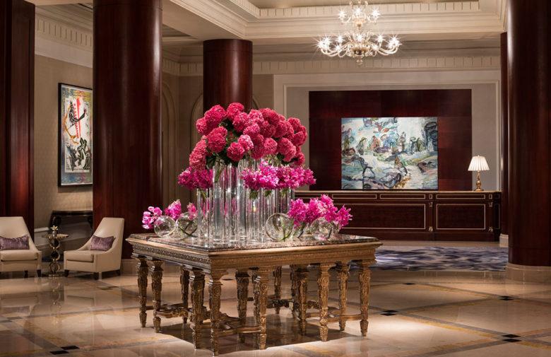 The Ritz Carlton Dallas sleep spa