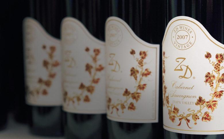 ZD Wines reserve Cabernet Sauvignon