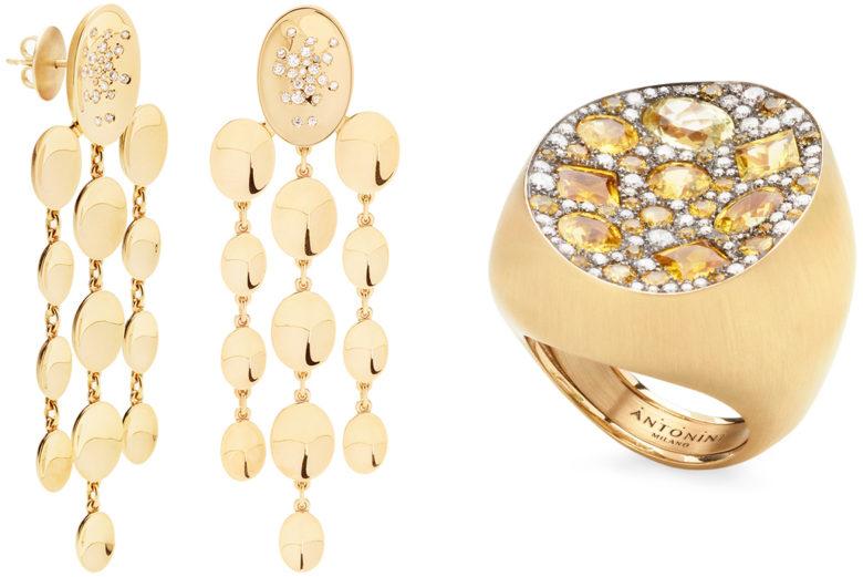 fine diamond jewelry via antonini Milano