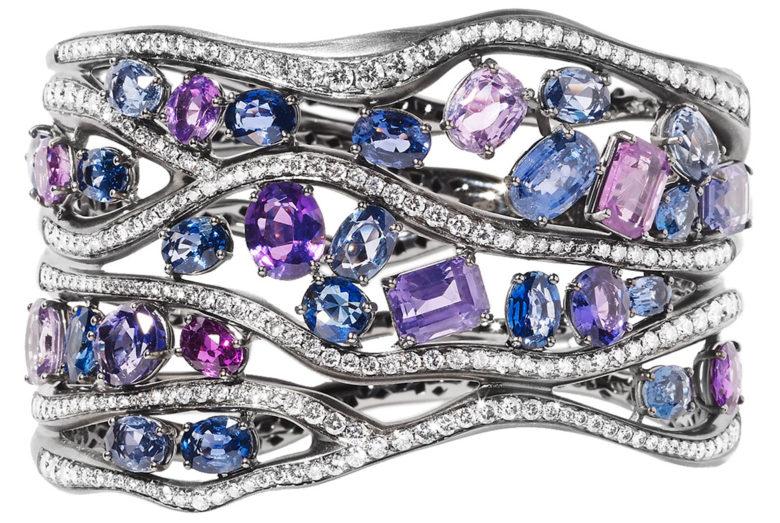 fine diamond jewerly by Sergio Antonini