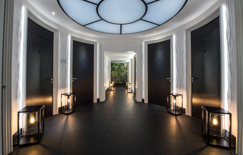 hotel Metropole Monaco spa hotel