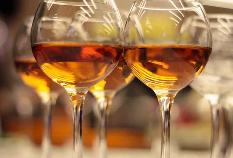 Natural orange wine ICONIC LIFE
