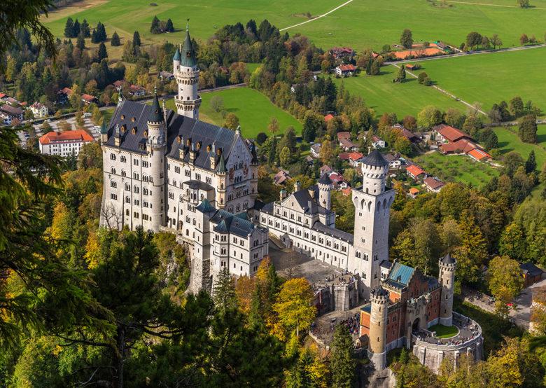 Neuschwanstein Castle bucket list idea