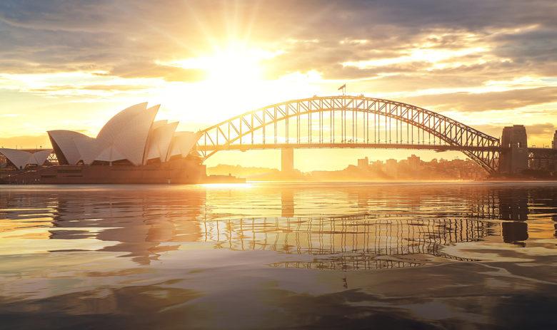 New Year Sunrise Sydney bucket list