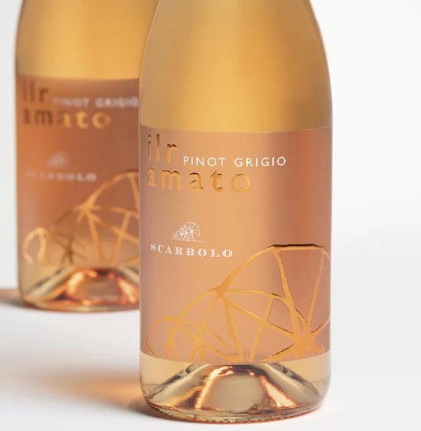 Scarbolo Ramato Pinot Grigio natural wine