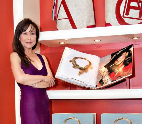 Suzan Lee luxury handbag designer