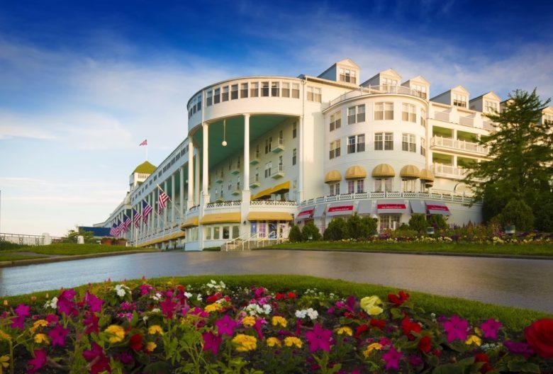 The Grand Hotel Mackinac Island bucket list