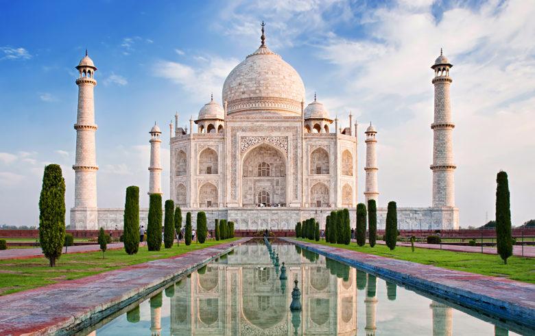 bucket list idea Taj Mahal India