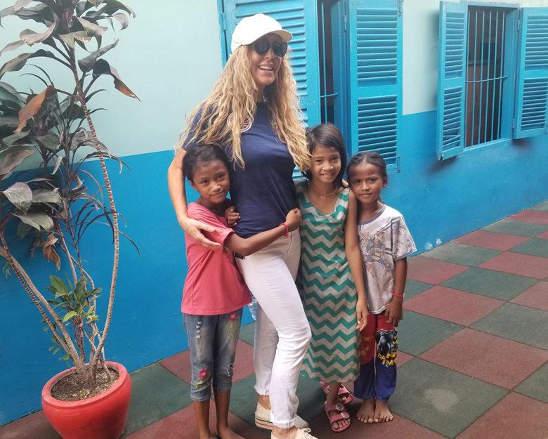 Deborah Alessi charity Face Forward
