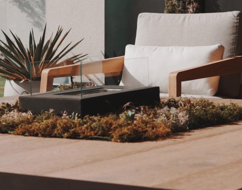 ICONIC HAUS master retreat patio