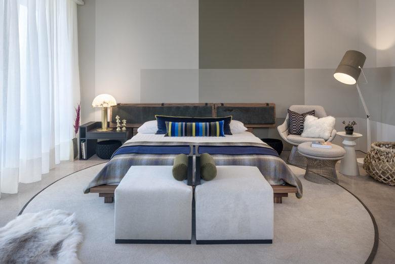 ICONIC HAUS tour modern bedroom