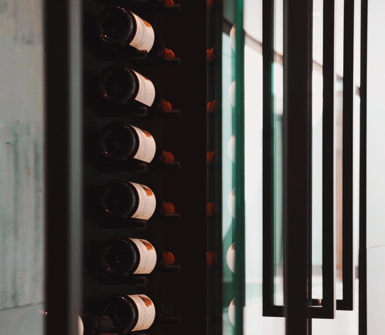 ICONIC HAUS wine cellar