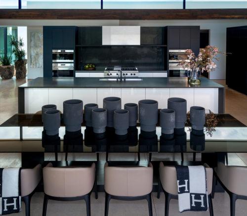 Virtual House Tour of Kitchen at ICONIC HAUS 2020