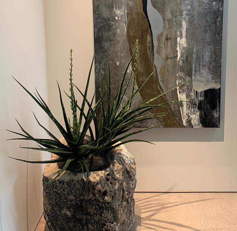 Niki Woehler art in the ICONIC HAUS