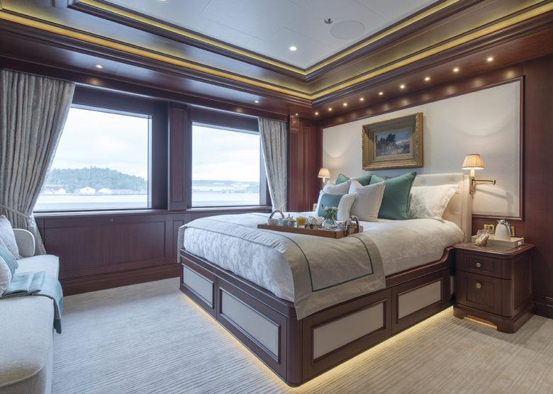 VIP Suite luxury yacht design