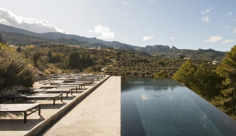 Alicante Spain's best landscape hotel