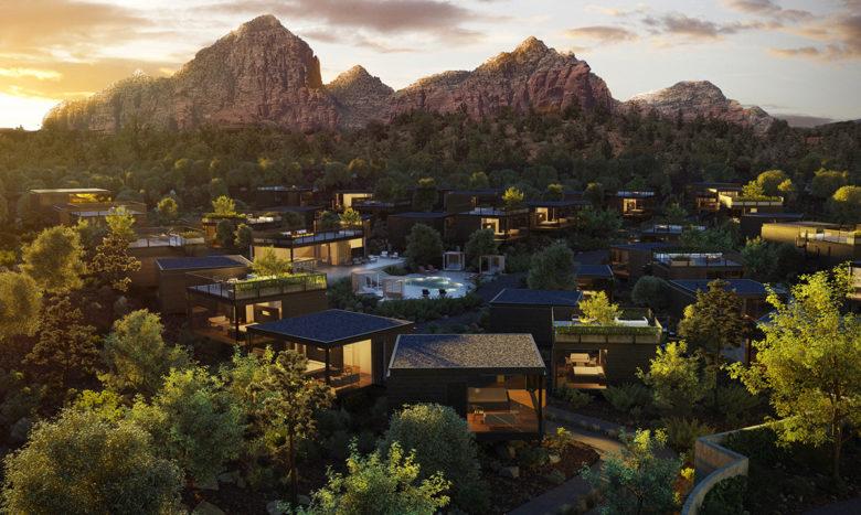Ambiente best landscape hotel in Sedona Arizona