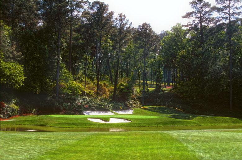 Amen Corner Agusta best hole in golf