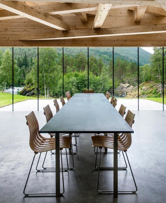 Norway's best landscape hotel is Juvet