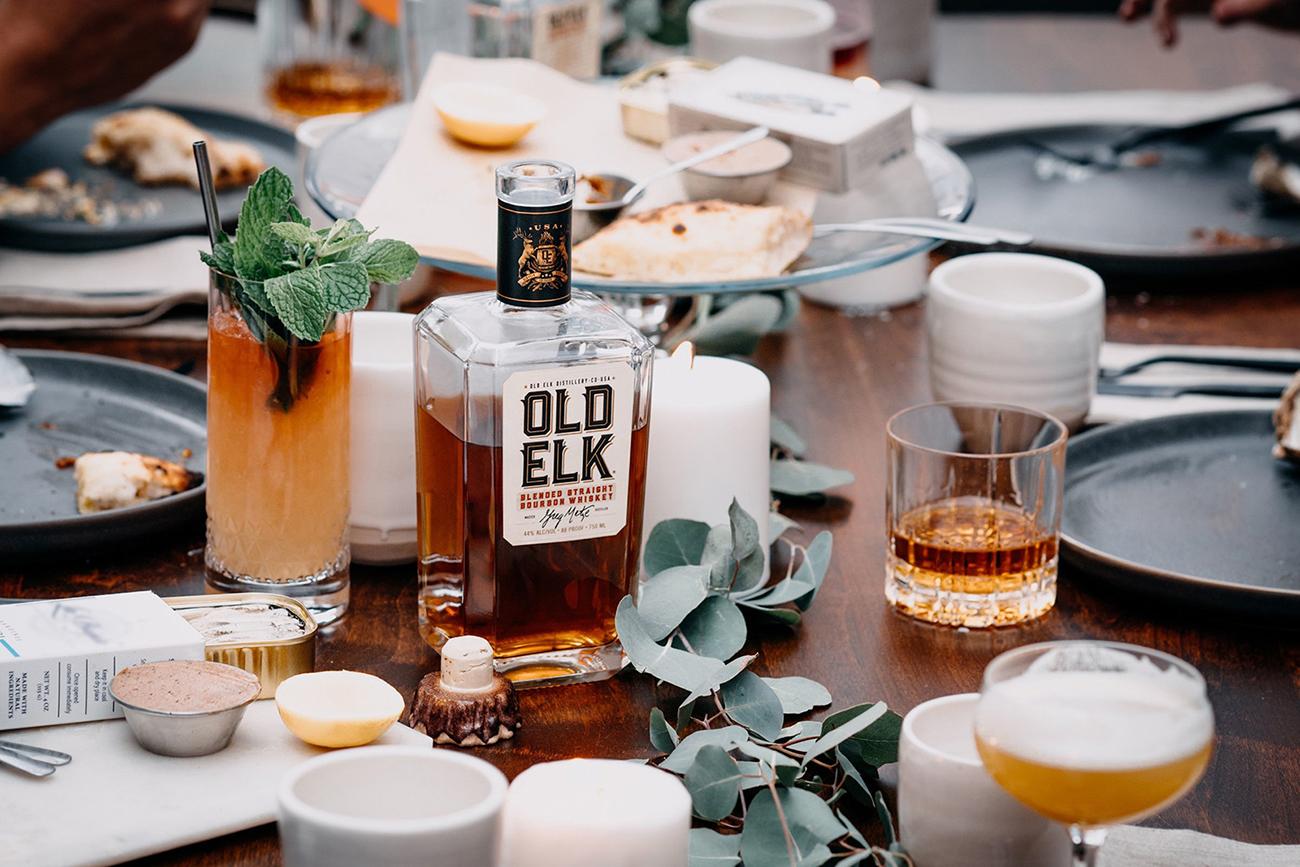 Old Elk Distillery in Denver CO.