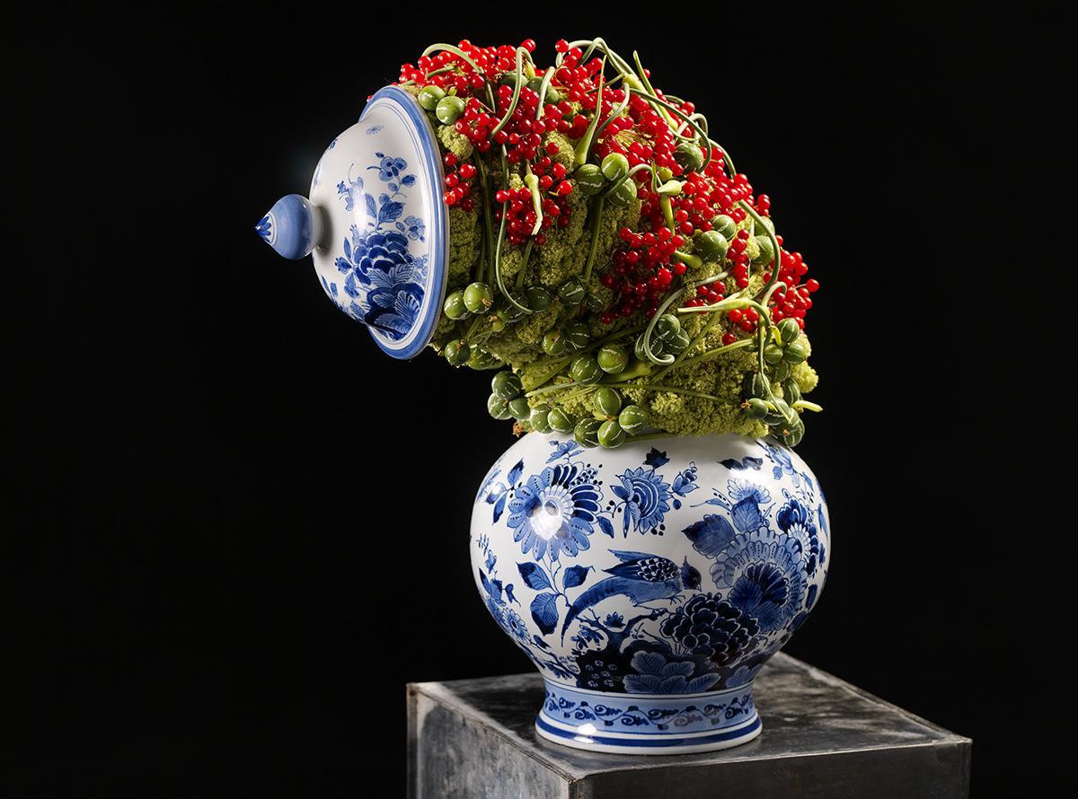 Pim Van den Akker top floral designer in the world