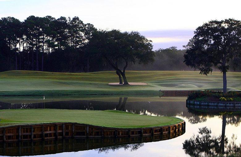 Sawgrass Stadium best golf hole in the world