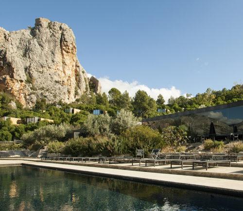 VIVOOD landscape hotel in Alicante Spain