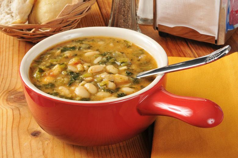 best appetizer recipe for Italian white bean soup